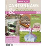 Passion Cartonnage et Broderie n°8
